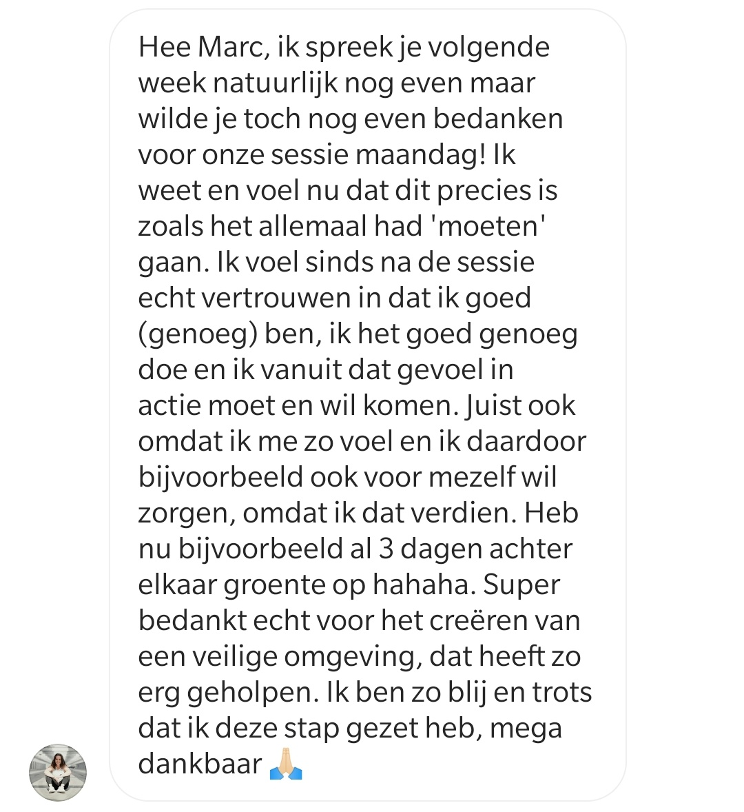 Hypnose ondernemers